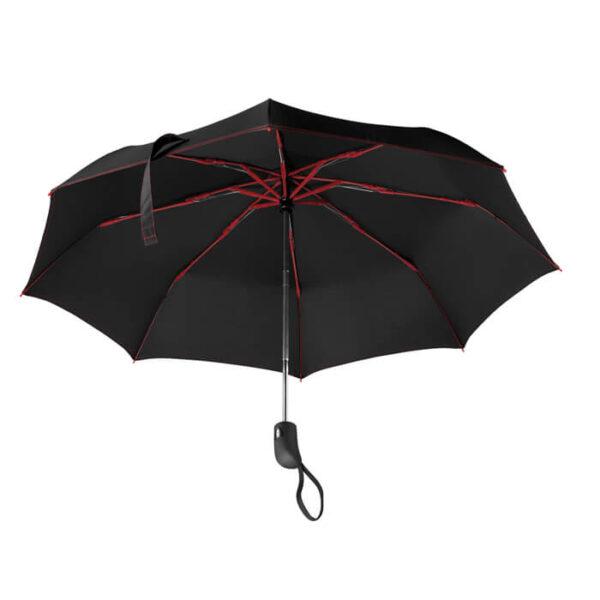 Ομπρέλα 21″ με χρωματιστές ακτίνες – 9000