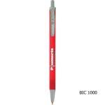 bic-pen-clic-1000-red-grey