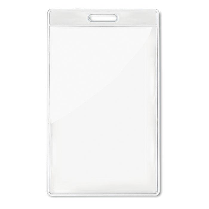Διαφανής πλαστική θήκη συνεδρίου