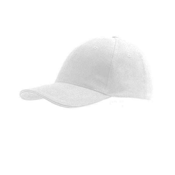"""Καπέλο """"Jockey"""" εξάφυλλο – 88100"""