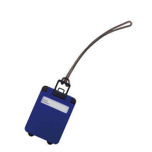 Luggage tag σε σχήμα βαλίτσας σε σχήμα βαλίτσας με κορδόνι