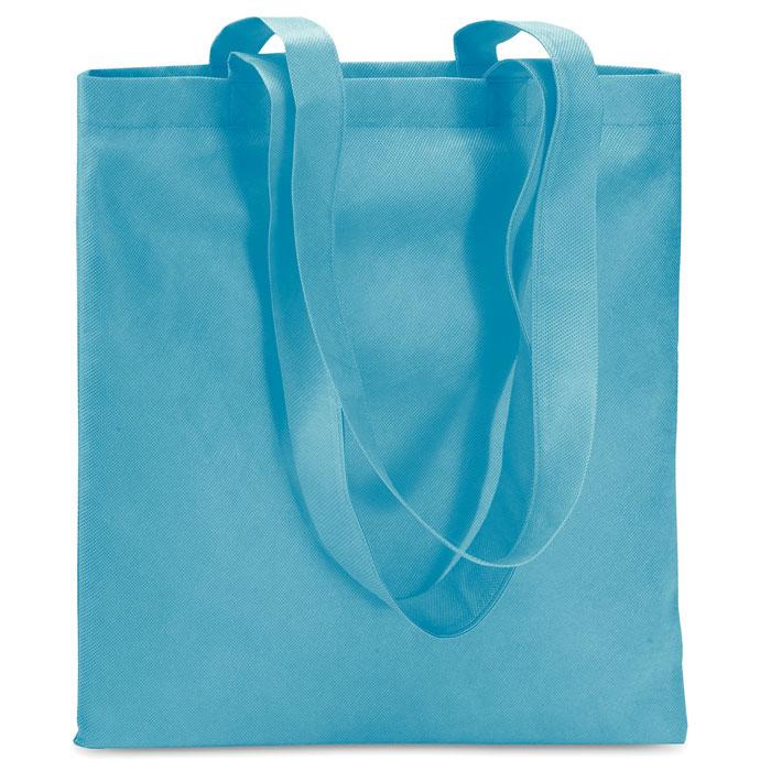 Τσάντα nonwoven για ψώνια με μακριά χερούλια