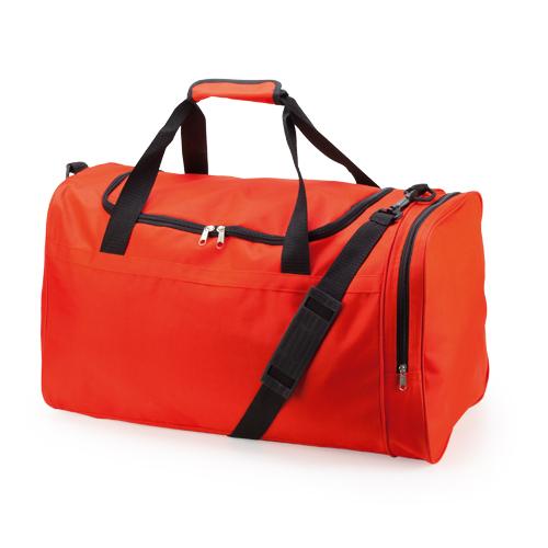 Τσάντα ταξιδίου με ειδική θήκη για παπούτσια, χερούλια και ιμάντα ώμου
