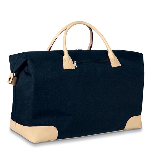 Τσάντα ταξιδίου με ιμάντα ώμου και χερούλια από PVC