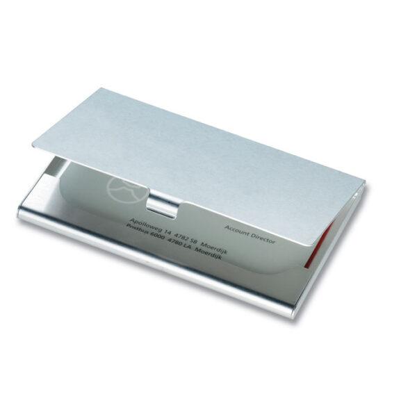 Καρτοθήκη αλουμινίου – 2225