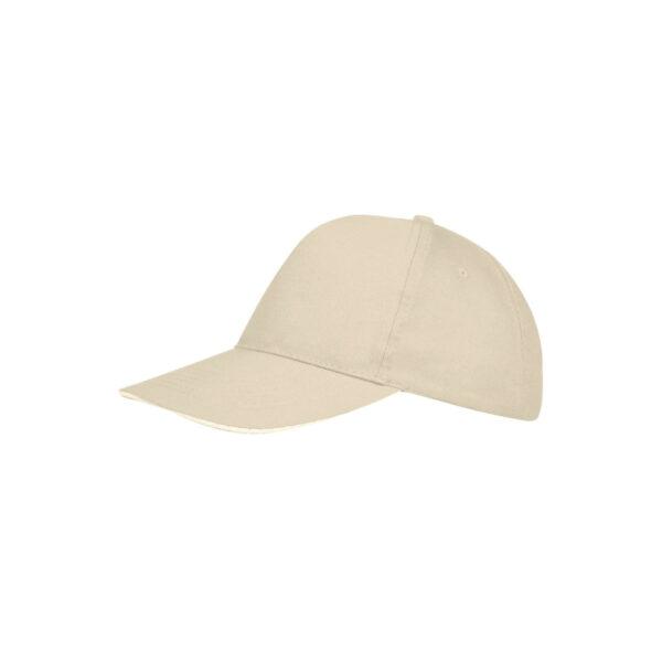 Καπέλο πεντάφυλλο βαμβακερό – 88110