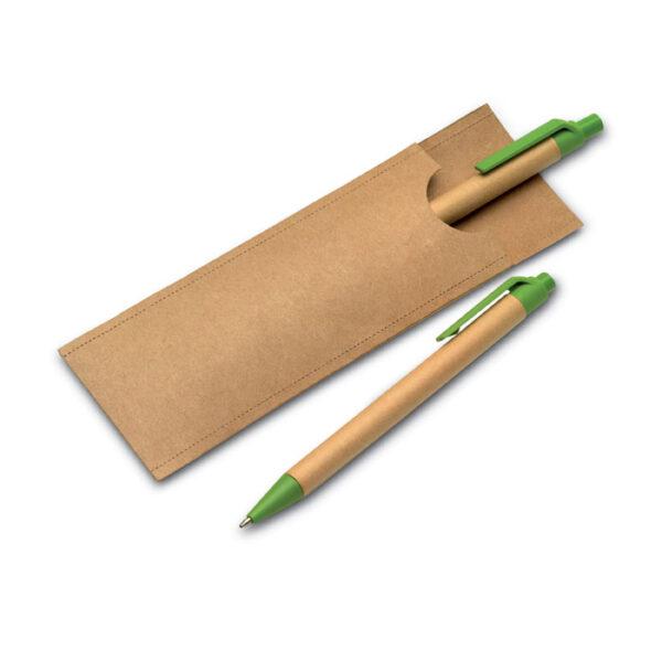 Οικολογικό σετ στυλό και μηχανικό μολύβι – 7620
