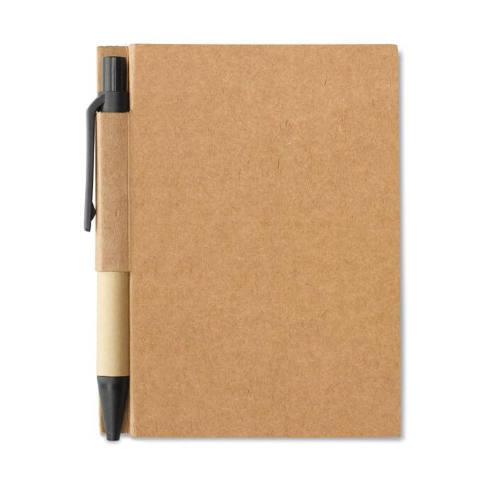 mini-eco-set-notepad-pen-7626-black