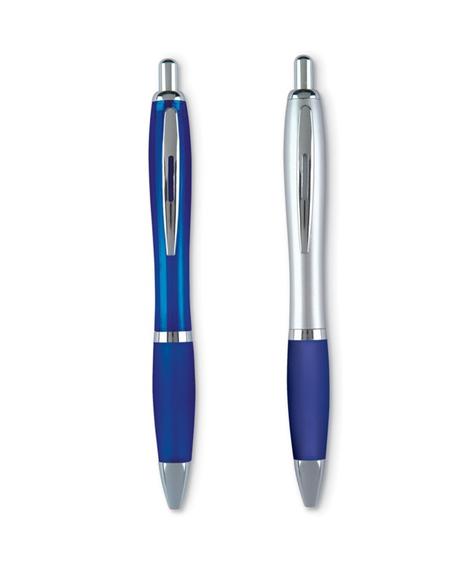 Πλαστικό στυλό με μαλακή λαβή – 3315