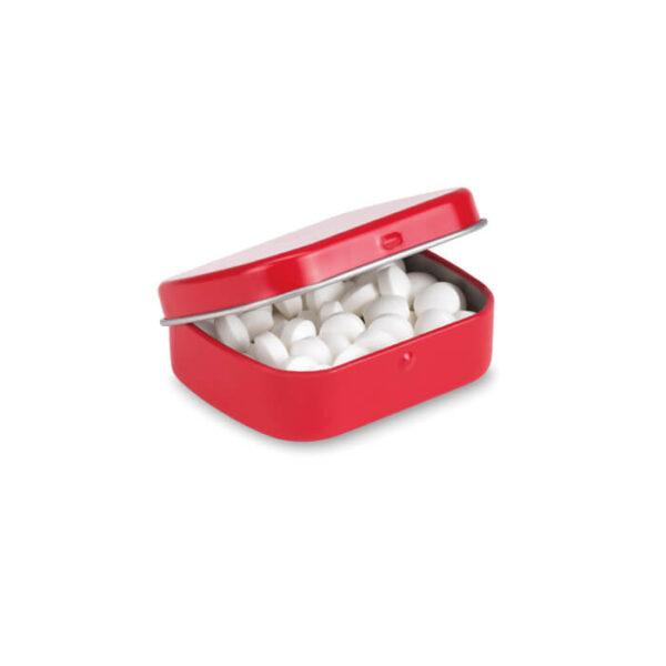 Μεταλλικό κουτί με μέντες – 6642