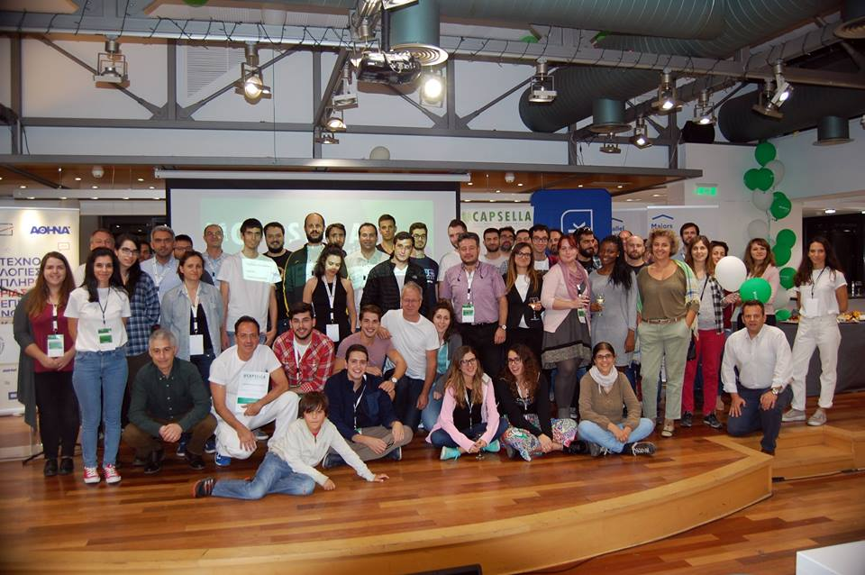 WE MAG_Capsella innovation Contest via Corallia organism