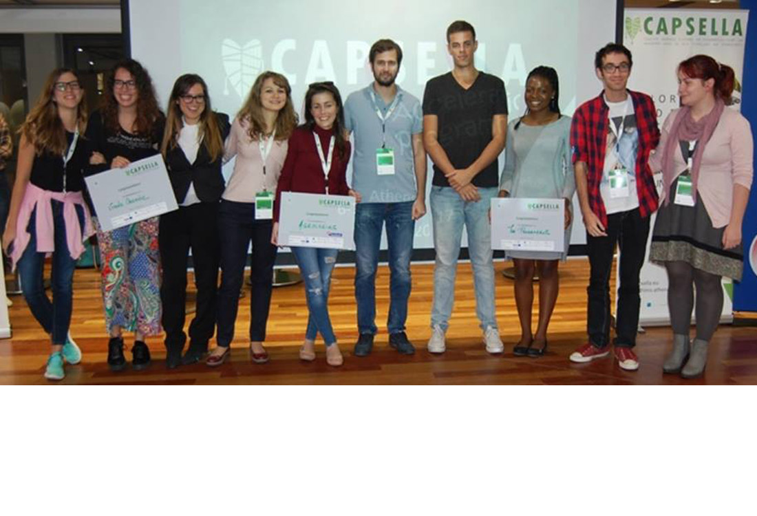 Διαγωνισμός καινοτομίας αγρο-διατροφικό - Capsella innovation Contest by Corallia