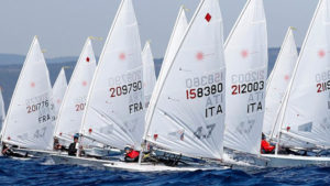 European Lasers 4.7 Youth Championship by Olympia Odos