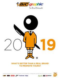 WE MAG - BIC 2019 Κατάλογος