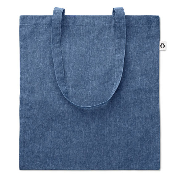 Οικολογική τσάντα απο ανακυκλωμένο ύφασμα – 9424