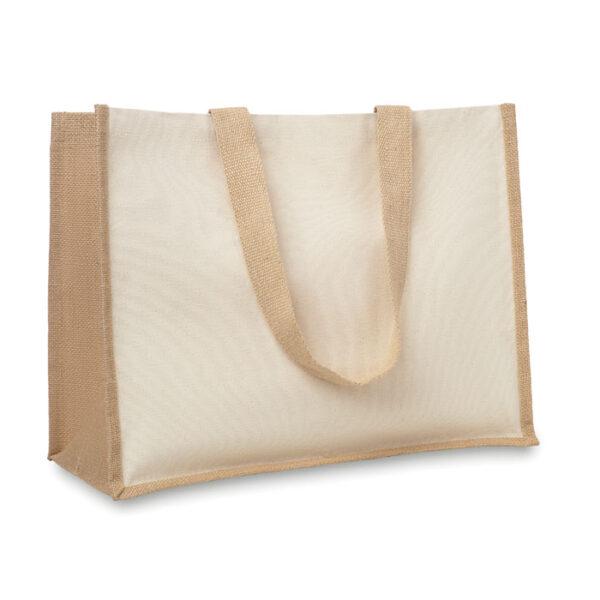 Τσάντα θαλάσσης με Jute – 8967
