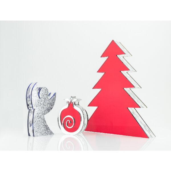 Χριστουγεννιάτικα plexiglass διακοσμητικά – 008