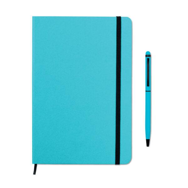 Σετ σημειωματάριο με στυλό – 9348