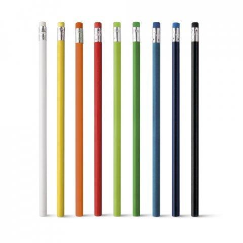 Μολύβι χρωματιστό με ασορτί γόμα – 91736