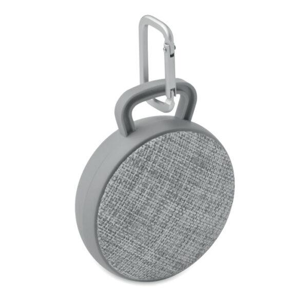 Ηχείο Bluetooth με υφασμάτινο κάλυμμα – 9261