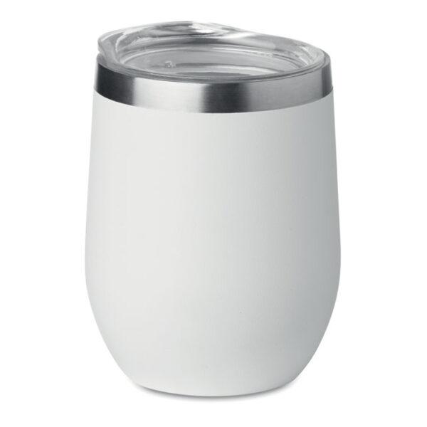 Κούπα μεταλλική με καπάκι – 9597