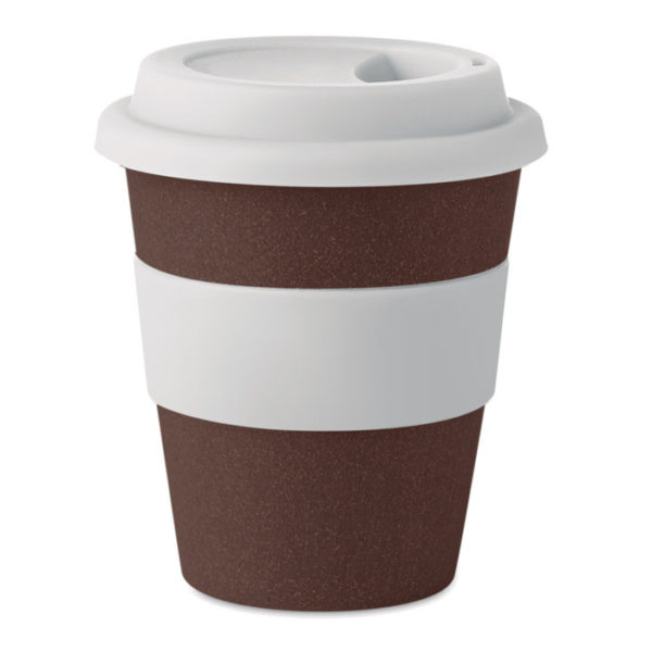 Ποτήρι απο φλοιό καφέ – 6106