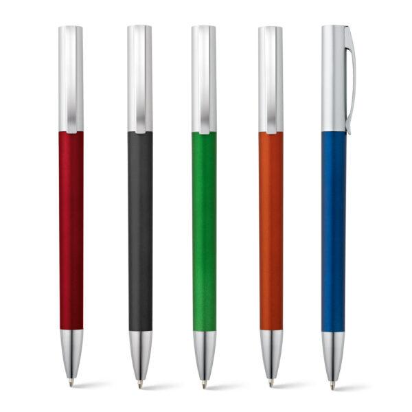 Στυλό πλαστικό με μεταλλικό κλιπ – 91671