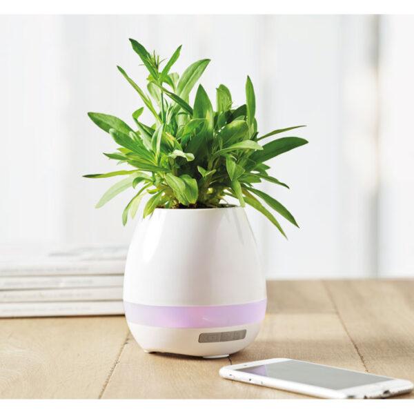 Γλάστρα με ηχείο Bluetooth – 9154