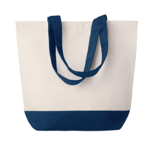 Τσάντα θαλάσσης με χρωματιστή φάσα – 9816