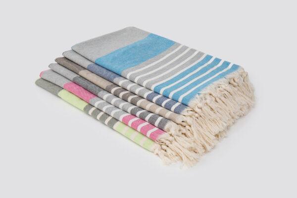 Πετσέτα θαλάσσης hammam 265γρ – 7222