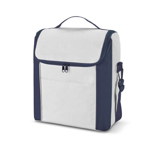"""Τσάντα """"cooler bag – ψυγείο"""" δίχρωμη – 98415"""