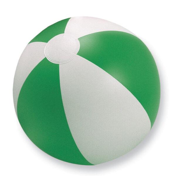 Φουσκωτή μπάλα παραλίας δίχρωμη – 1627