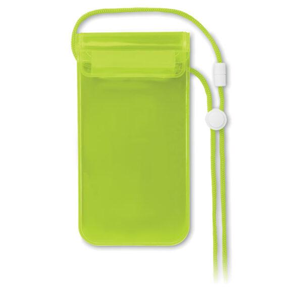Αδιάβροχη χρωματιστή θήκη κινητού – 8782