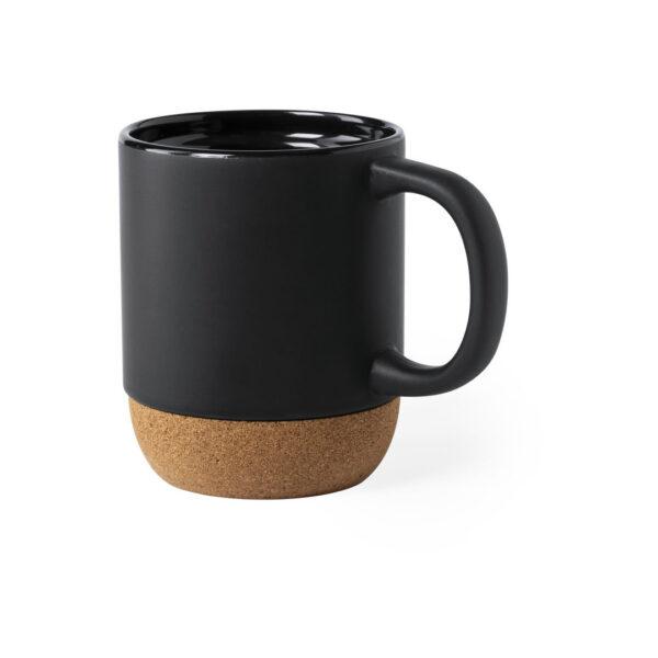 Κούπα κεραμική με φελλό – 6585