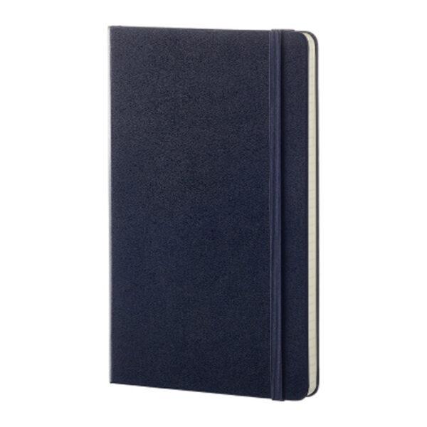 Σημειωματάριο Moleskine Large Hard Cover σε χρώμα Saphire Blue – 15057