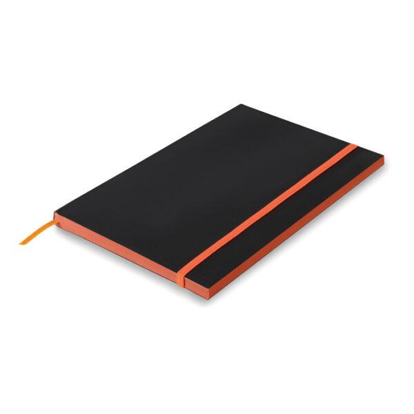 Σημειωματάριο με περιμετρικό χρώμα – 9100