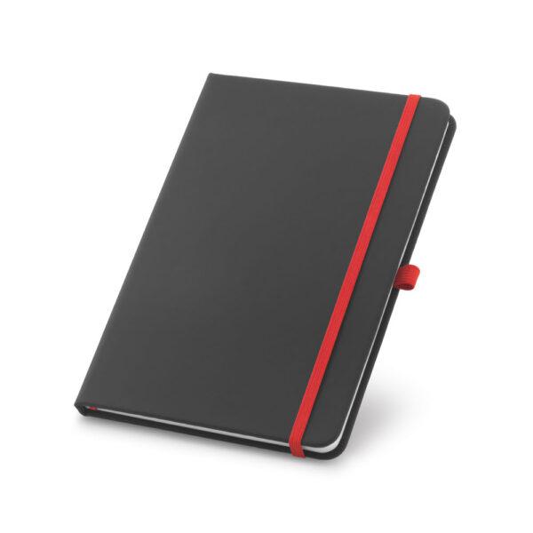 Σημειωματάριο με χρωματιστό λάστιχο – 93717