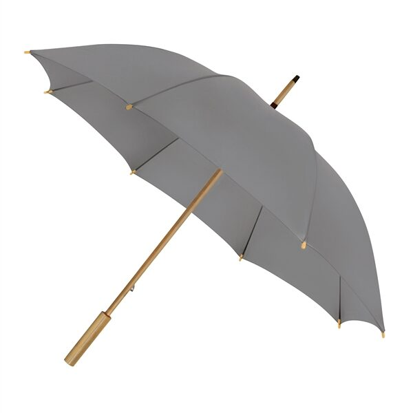 Ομπρέλα αντιανεμική απο RPET και bamboo – 8120