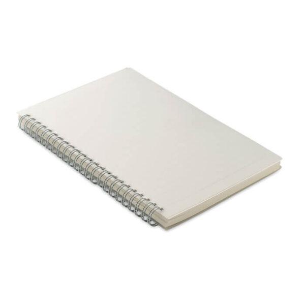 Σημειωματάριο σπιράλ Α5 με αντιβακτηριδιακό κάλυμμα – 6142