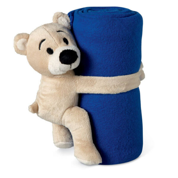 Παιδική κουβέρτα με αρκουδάκι – 8252