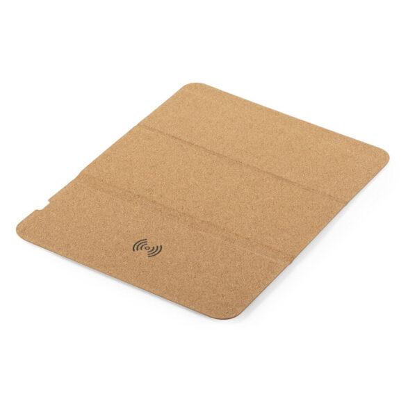 Mousepad – Ασύρματος φορτιστής απο φελλό – 6615