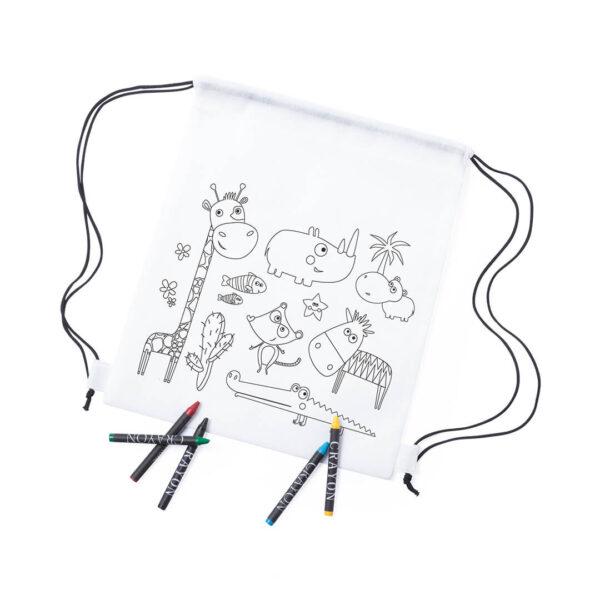 Παιδικό σακίδιο πλάτης με σχέδιο – 5701