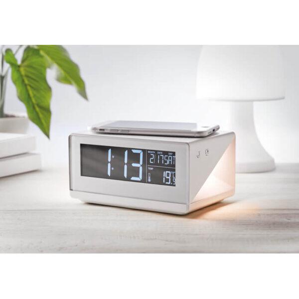 Ρολόι – ασύρματος φορτιστής – 9588