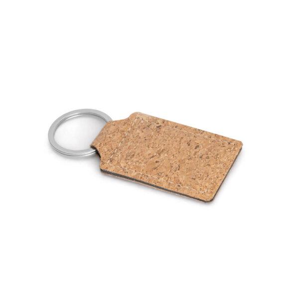Μπρελόκ ορθογώνιο απο φελλό – 95050