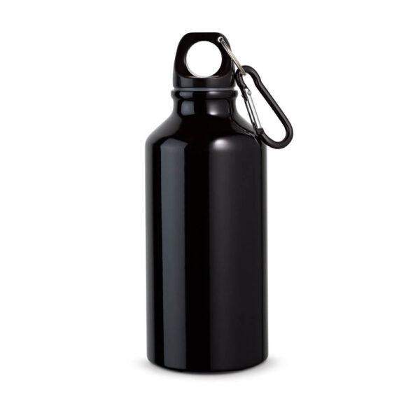 Αθλητικό μπουκάλι 400ml με μεταλλικό γάντζο – 94601