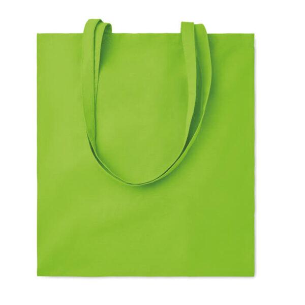 Τσάντα βαμβακερή χρωματιστή 140gr/m² – 9268