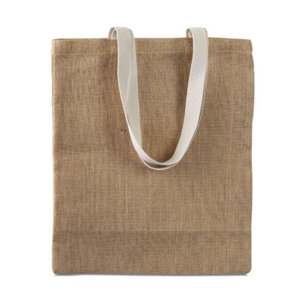 Τσάντα αγορών απο jute – 7264