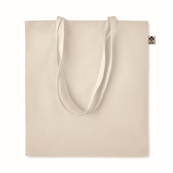 Τσάντα απο οργανικό βαμβάκι 140gr/m² – 6190