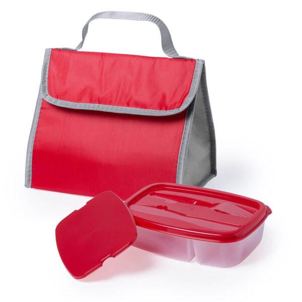 """Σετ τσάντα """"ψυγείο"""" και δοχείο φαγητού – 6060"""