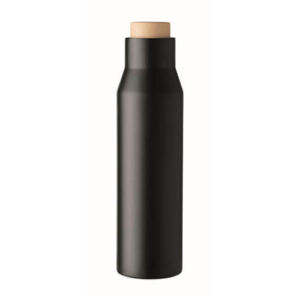 Θερμός με καπάκι απο bamboo – 6288